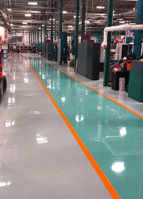 Warehouse Factory Floor Job Chicago